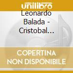 CRISTOBAL COLON                           cd musicale di Leonardo Balada