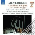 IL CROCIATO IN EGITTO                     cd musicale di Giacomo Meyerbeer