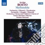 Mefistofele cd musicale di Arrigo Boito