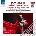 Lucia di lammermoor cd musicale di Gaetano Donizetti