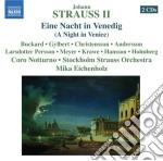 Nacht in venedig cd musicale di Johann Strauss
