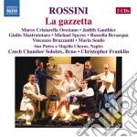 La gazzetta cd musicale di Gioachino Rossini