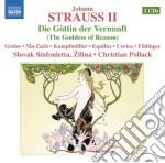 La dea della ragione (die g�ttin der ver cd musicale di Johann Strauss