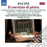 Il convitato di pietra cd musicale di Giovanni Pacini