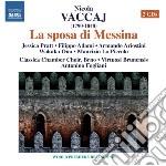 La sposa di messina cd musicale di Nicola Vaccaj