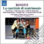La cambiale di matrimonio cd musicale di Gioachino Rossini