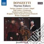 Marino faliero cd musicale di Gaetano Donizetti