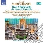 Don chisciotte alle nozze di gamaccio cd musicale di Saverio Mercadante