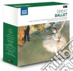 Great ballet - i pi� grandi balletti cd musicale di Miscellanee