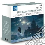 Great russian symphonies - grandi sinfon cd musicale di Miscellanee