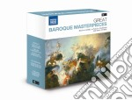 Great baroque masterpieces - capolavori cd musicale di Miscellanee
