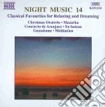 Night music 14: oratorio di natale, conc cd musicale