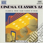 Cinema classics vol. 12 cd musicale