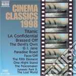Cinema classics 1998 cd musicale