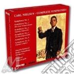 Sinfonie (integrale) cd musicale di Carl Nielsen