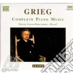 Opere x pf (integrale) cd musicale di Edvard Grieg