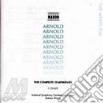 Sinfonie (integrale) cd musicale di Malcolm Arnold