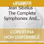 Sinfonie (integrale), kullervo, la tempe cd musicale di Jean Sibelius