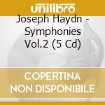 Sinfonie (integrale) vol 2 (5cd): nn. 6, cd musicale di HAYDN FRANZ JOSEPH