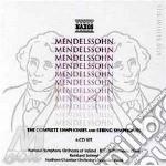 Sinfonie, sinfonie per archi (integrale) cd musicale di Felix Mendelssohn