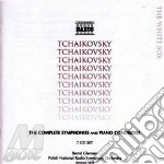 Sinfonie e concerti per pianoforte (inte cd musicale di CIAIKOVSKI PYOTR IL'
