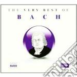 The very best of cd musicale di Johann Sebastian Bach