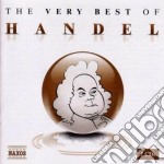 The very best of cd musicale di Handel georg friedri
