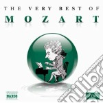 The very best of cd musicale di Wolfgang Amadeus Mozart
