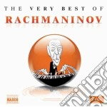 The very best of cd musicale di Sergei Rachmaninov