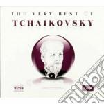 The very best of cd musicale di Ciaikovski pyotr il'