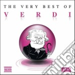 The very best of cd musicale di Giuseppe Verdi