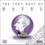 The very best of cd musicale di Maurice Ravel