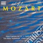 Selezione dai concerti, divertimenti cd musicale di Wolfgang Amadeus Mozart