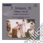 Edition vol.49: integrale delle opere or cd musicale di Johann Strauss