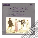 Edition vol.50: integrale delle opere or cd musicale di Johann Strauss