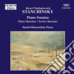 Stanchinsky cd musicale