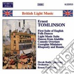 Comedy overture, light music suite, shen cd musicale di Tomlinson