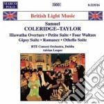 Coleridge taylor cd musicale