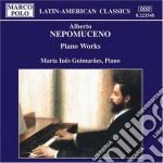 Suite antiga op.11, notturno n.1, n.2, o cd musicale di Nepomuceno