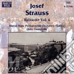 Edition vol. 6: danze op.23, 64, 63, 83, cd musicale di Josef Strauss