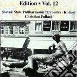 Edition vol.12: opp.157, 71, 219, 250, 2 cd musicale di Josef Strauss