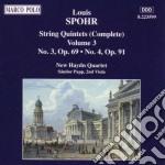 Quintetti x archi vol.3 (integrale): qui cd musicale di Louis Spohr
