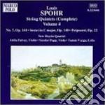 Quintetti x archi vol.4 (integrale): qui cd musicale di Louis Spohr