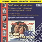 Historical romances: juarez overture, gu cd musicale