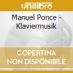 Musica x pf: preludio e fuga sou un tea cd musicale di Ponce