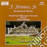Opere orchestrali: valzer, quadrille, ga cd musicale di Johann Strauss