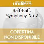 Sinfonia n.2 op.140, romeo e giulietta ( cd musicale di Joachim Raff
