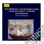 Musica x pf vol.4: etude de concert op.3 cd musicale di Edward Macdowell
