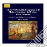 Overture op.3, sinfonia in re magg (i mo cd musicale di Wilhelm Furtwangler