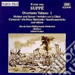 Ouvertures vol.1: da poeti e contadini, cd musicale di Suppe' franz von